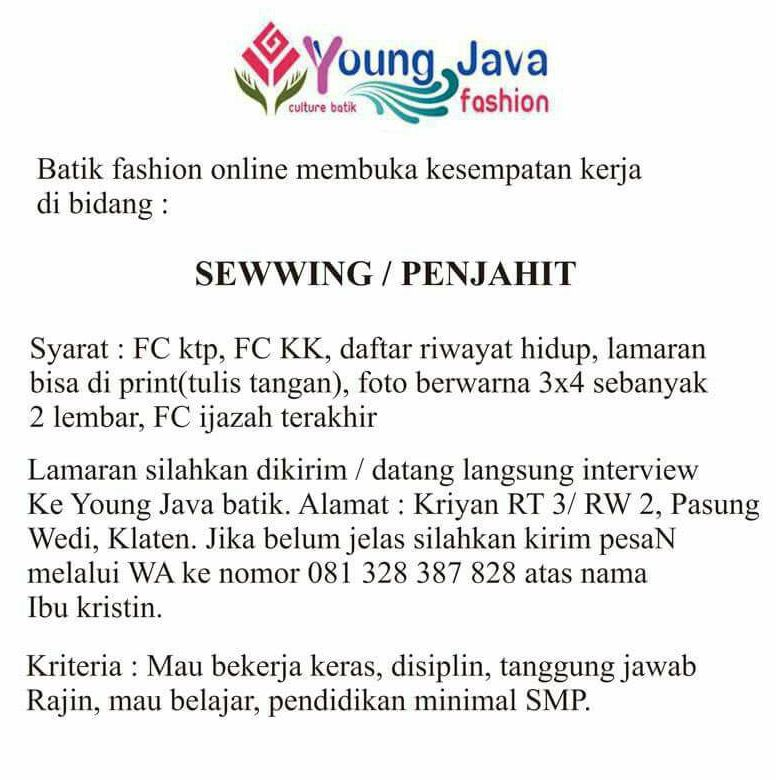YOUNG JAVA